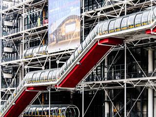 visite guidate monumenti parigi: pompidou
