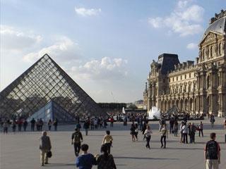 visite guidate monumenti parigi: louvre