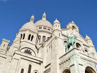 visite guidate monumenti parigi: montmarte