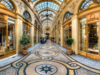 visite guidate monumenti parigi: passage